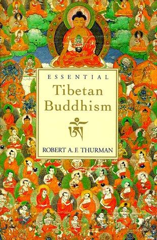 Essential Tibetan Buddhism   1997 edition cover