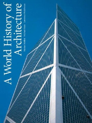 World History of Architecture   2004 edition cover