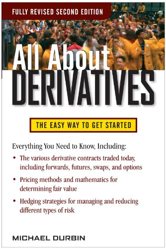 Derivatives  2nd 2011 edition cover
