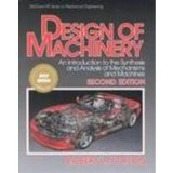 Design of Machinery, New Media Version An Introduction to the Synthesis and Analysis of Mechanisms and Machines 2nd 1999 edition cover