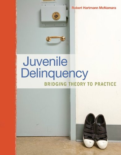 Juvenile Delinquency Bridging Theory to Practice  2014 edition cover