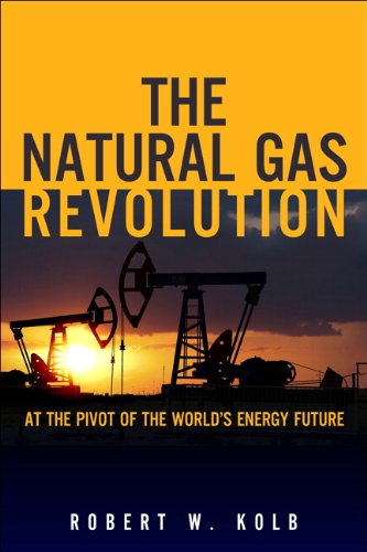 Natural Gas Revolution At the Pivot of the World's Energy Future  2014 9780133353518 Front Cover