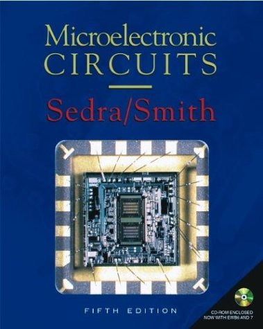 Microelectronic Circuits  5th 2003 (Revised) edition cover