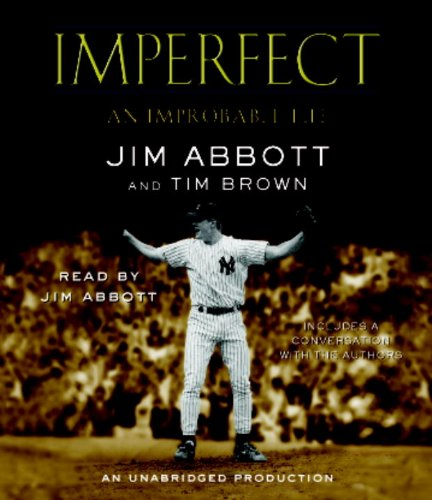 Imperfect: An Improbable Life  2012 edition cover