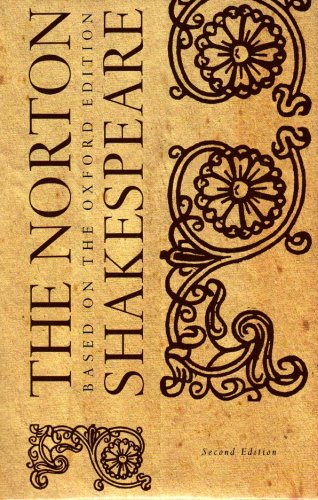 Norton Shakespeare  2nd edition cover