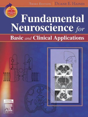 Fundamental Neuroscience for Basic and Clinical Applications With STUDENT CONSULT Online Access 3rd 2006 (Revised) edition cover