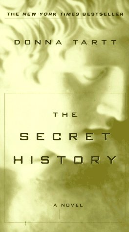Secret History   1992 edition cover