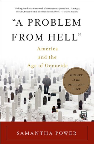 Problem from Hell America and the Age of Genocide N/A 9780465061518 Front Cover