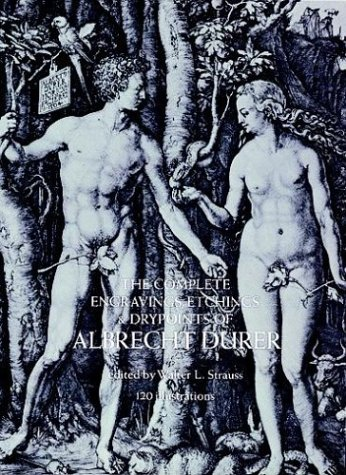 Complete Engravings, Etchings and Drypoints of Albrecht D�rer  2nd 1972 edition cover