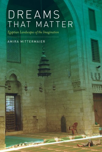 Dreams That Matter Egyptian Landscapes of the Imagination  2010 edition cover
