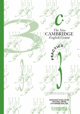 New Cambridge English Course 3 Practice Book   1992 9780521376518 Front Cover