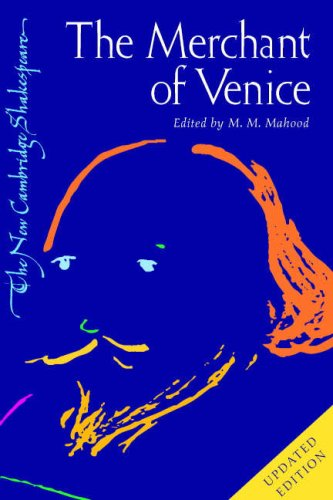 Merchant of Venice  2nd 2003 (Revised) edition cover