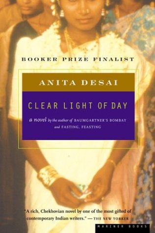 Clear Light of Day   2000 edition cover