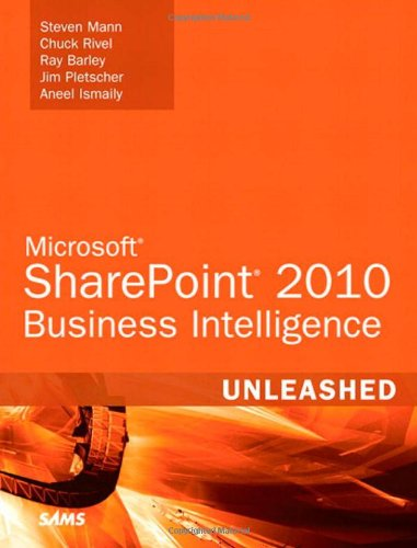 Microsoft SharePoint 2010 Business Intelligence   2011 (Revised) edition cover