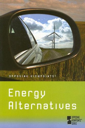 Energy Alternatives  2006 9780737733518 Front Cover