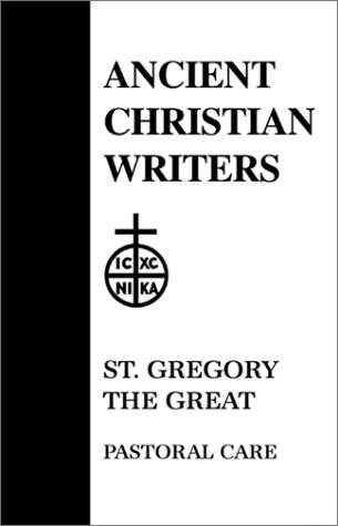 St. Gregory the Great Pastoral Care N/A edition cover