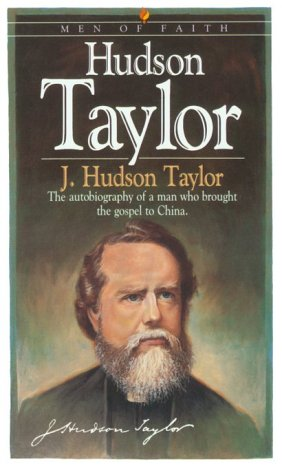 Hudson Taylor  2nd edition cover