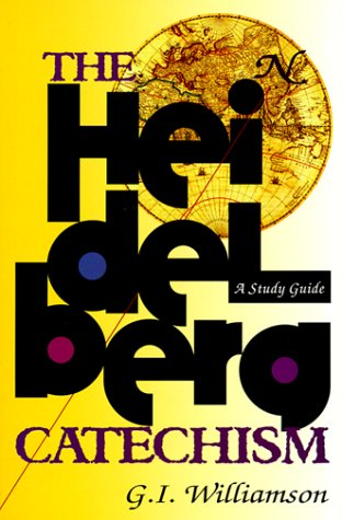 Heidelberg Catechism Student Manual, Study Guide, etc. edition cover