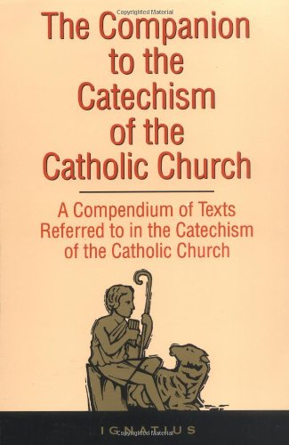 Companion to the Catechism of the Catholic Church 1st edition cover