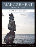 Management  13th 2015 9781118841518 Front Cover
