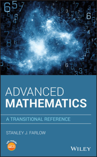 Cover art for Advanced Mathematics: A Transitional Reference, 1st Edition