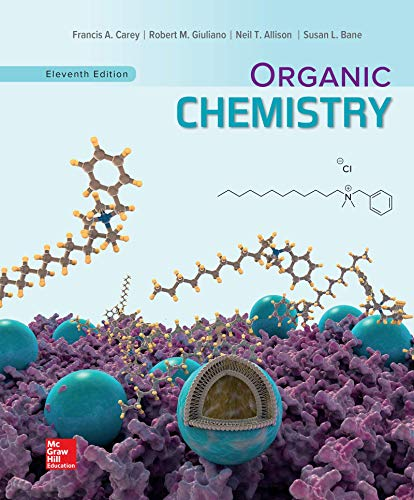 Organic Chemistry: An Atoms First Approach  2019 9781260506518 Front Cover