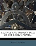 Legends and Popular Tales of the Basque People  0 edition cover