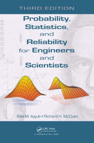Probability, Statistics, and Reliability for Engineers and Scientists  3rd 2011 (Revised) edition cover