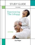 EXPERIENCING THE LIFESPAN-STUDY GUIDE   N/A 9781464108518 Front Cover