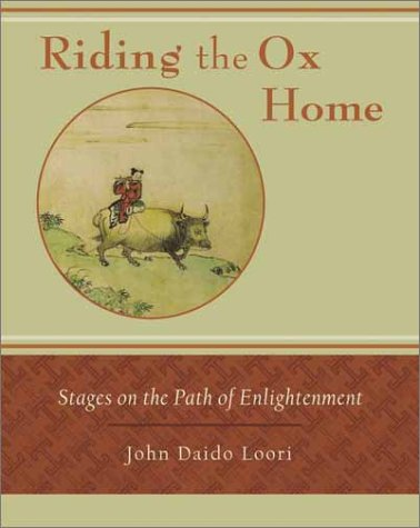 Riding the Ox Home Stages on the Path of Enlightenment  2002 edition cover