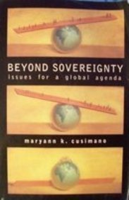 Beyond Sovereignty   2000 9781572597518 Front Cover