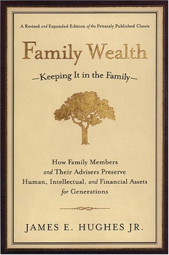 Family Wealth - Keeping It in the Family How Family Members and Their Advisers Preserve Human, Intellectual, and Financial Assets for Generations 2nd 2004 (Revised) edition cover