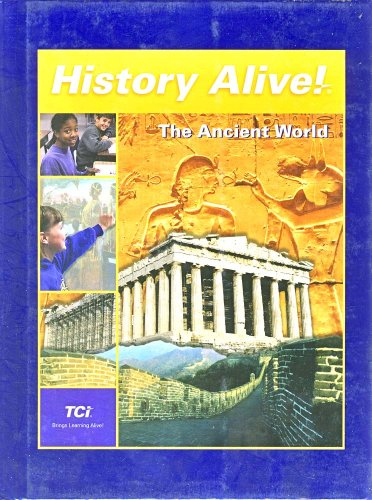 History Alive: The Ancient World 2007th edition cover