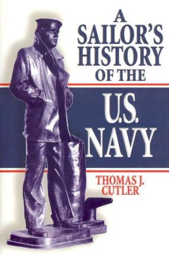 Sailor's History of the U. S. Navy   2004 edition cover