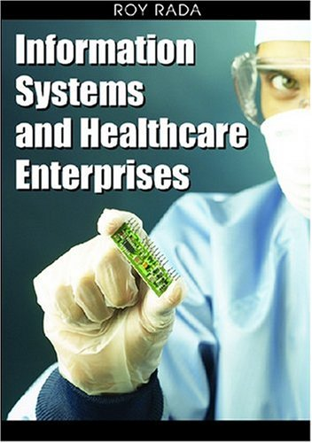 Information Systems and Healthcare Enterprises   2008 edition cover