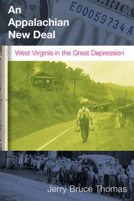 Appalachian New Deal  N/A edition cover