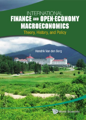 International Finance and Open-Economy Macroeconomics Theory, History, and Policy  2010 edition cover