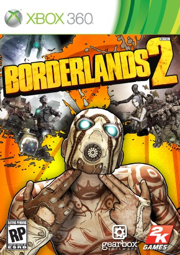 Borderlands 2 - Xbox 360 Xbox 360 artwork