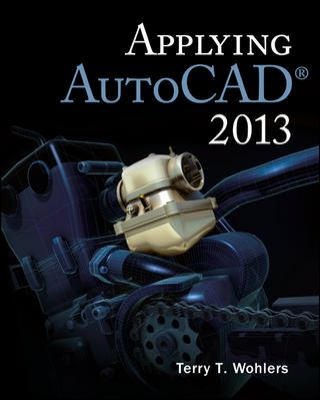 Applying AutoCAD� 2013  4th 2013 edition cover