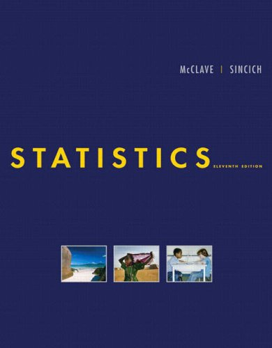 Statistics  11th 2009 edition cover