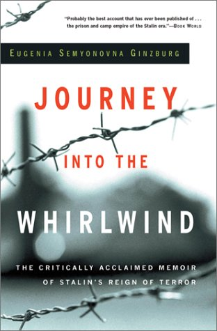 Journey into the Whirlwind  1st 1975 edition cover