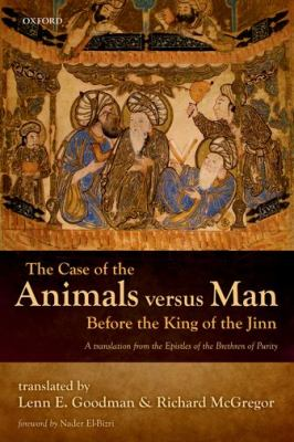 Case of the Animals Versus Man Before the King of the Jinn   2012 edition cover