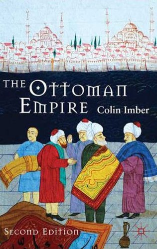 Ottoman Empire, 1300-1650 The Structure of Power 2nd 2009 (Revised) edition cover