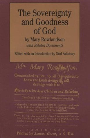 Sovereignty and Goodness of God With Related Documents  1997 edition cover