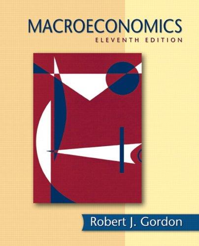 Macroeconomics  11th 2009 edition cover