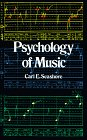 Psychology of Music  Reprint edition cover