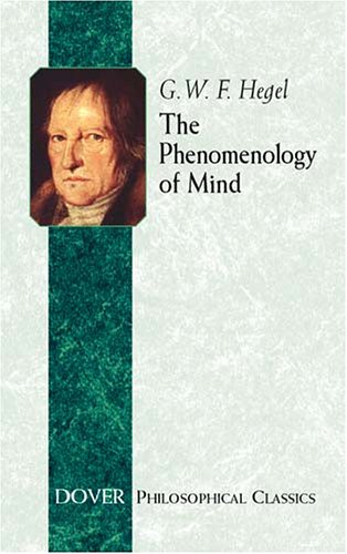 Phenomenology of Mind  2nd 2003 edition cover