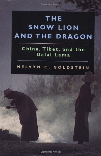 Snow Lion and the Dragon China, Tibet, and the Dalai Lama  1997 edition cover