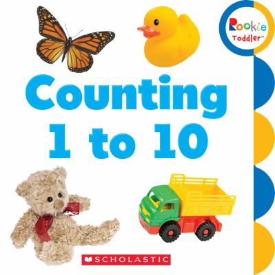 Counting 1 to 10   2012 9780531208519 Front Cover