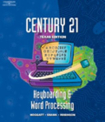 Keyboarding and Word Processing   2004 9780538436519 Front Cover